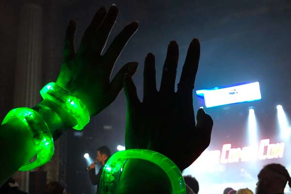 FBL LED Bracelets Showcase