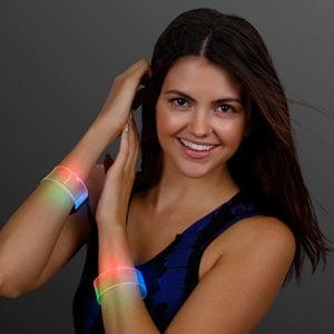 Color Change Light Up Cosmic LED Bracelet