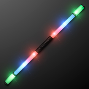 """27.5"""" Multicolor Light Up Baton For Twirling"""
