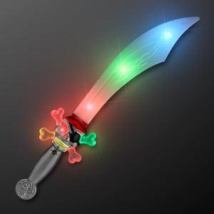 Blinky Pirate Knife Mini Light Up Sword