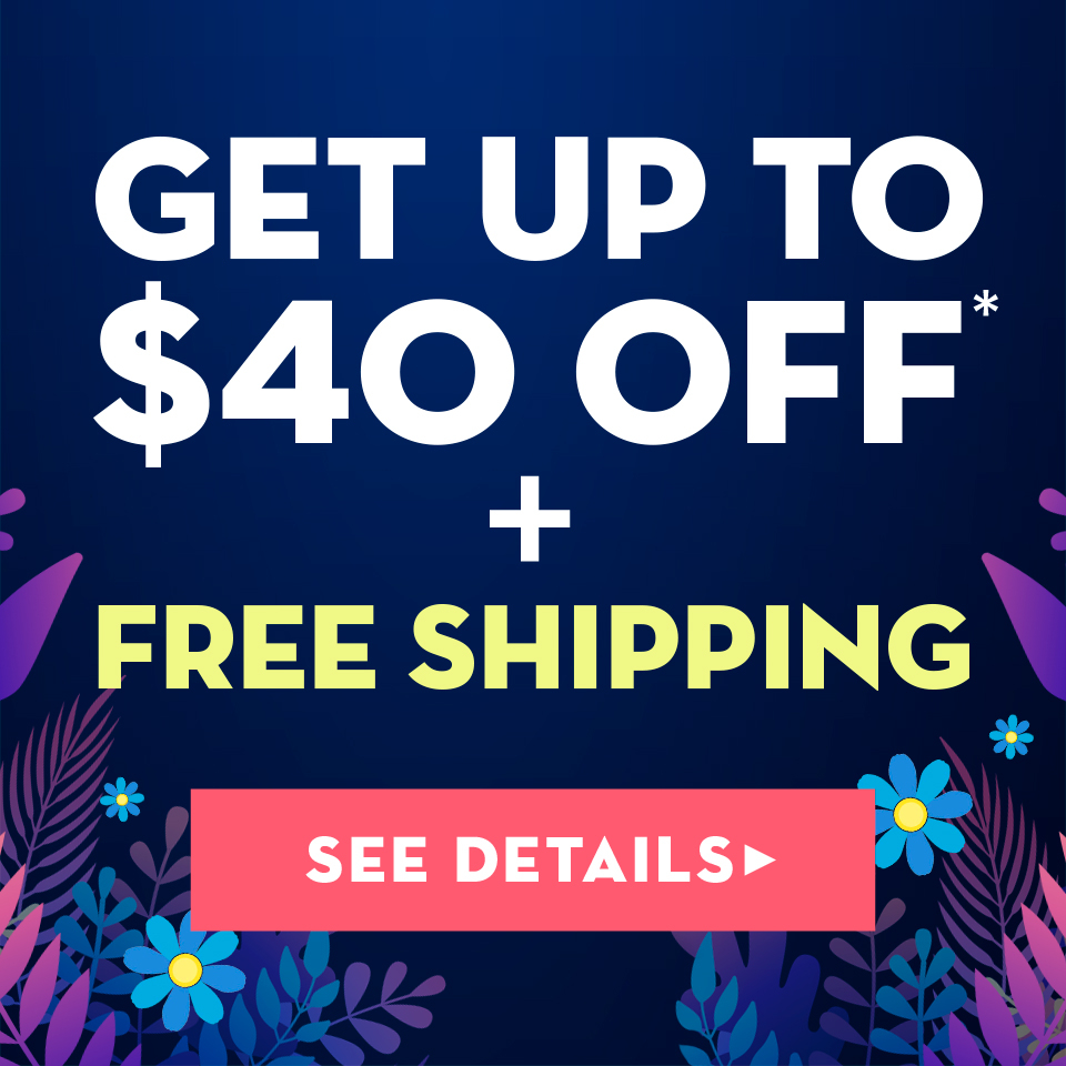 10-20-40 Site-Wide Offer