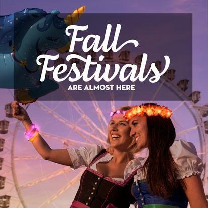 Fall Festival Promo Banner