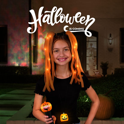 Halloween Promo Banner