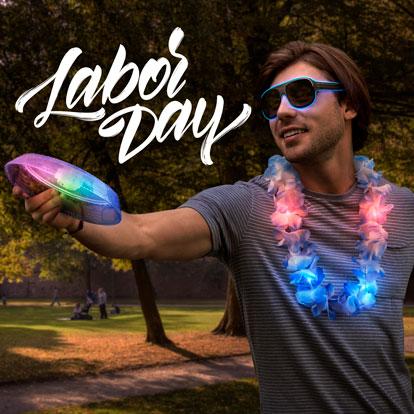 Labor Day Promo Banner