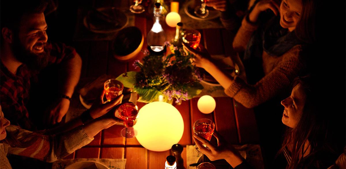 Hospitality - Family Parties