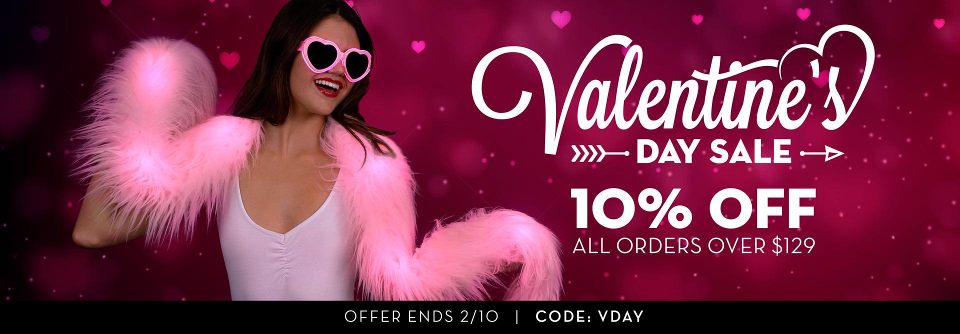 Valentine's Day Promo Offer